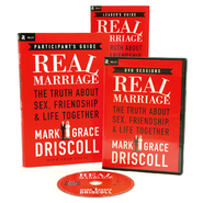 Real Marriage, DVD-Based Study Kit  -              By: Mark Driscoll, Grace Driscoll