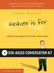 Heaven is For Real, DVD-Based Conversation Kit  -     By: Todd Burpo