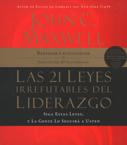 Las 21 Leyes Irrefutables del Liderazgo, Audiolibro  (21 Irrefutable Laws of Leadership, Audiobook), CD  -     By: John C. Maxwell
