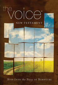 The Voice New Testament, Revised and Updated  - Slightly Imperfect  -