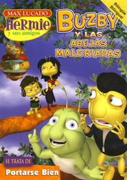 Buzby y Las Abejas Malcriadas (Buzby and the Grumble   Bees), DVD  -     By: Max Lucado
