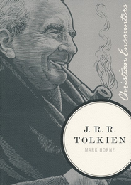 J.R.R. Tolkien  -              By: Mark Horne