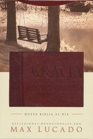 Biblia Gracia Para el Momento NBD  (NBD Grace for the Moment Bible)  -     By: Max Lucado