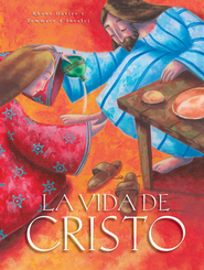 La Vida De Cristo, The Life of Christ  -              By: Rhona Davies