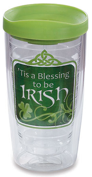 Tis A Blessing to be Irish Tumbler  -