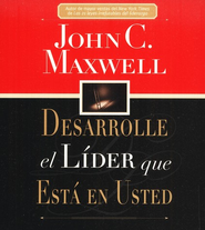 Desarrolle el lider que esta en usted: Developing the Leader Within You Audio CD  -     By: John C. Maxwell