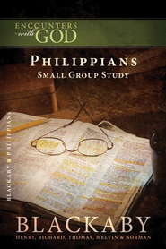 Philippians: A Blackaby Bible Study Series - eBook  -     By: Henry T. Blackaby