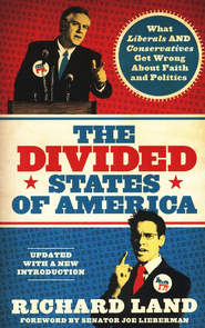 The Divided States of America?: What Liberals and Conservatives are Missing in the God and Country Shouting Match!  -     By: Richard Land