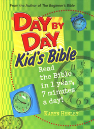 Day By Day Kids Bible  -     By: Karyn Henley
