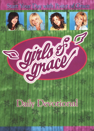 Girls of Grace Daily Devotional (slightly imperfect)   -     By: Point of Grace