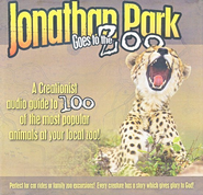 Jonathan Park Goes to the Zoo Audio CD Set (4 CDs)   -              By: Pat Roy