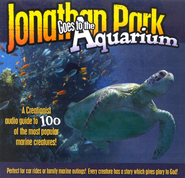 Jonathan Park Goes to the Aquarium Audio CD Set   -              By: Pat Roy