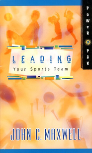 PowerPak Collection Series: Leading Your Sports Team - eBook  -     By: John C. Maxwell
