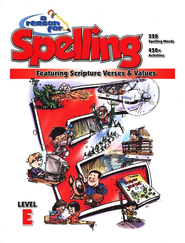 A Reason For Spelling, Level E: Student Worktext   -