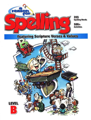 A Reason For Spelling, Level B: Student Worktext   -