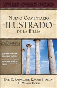 Nuevo Comentario Ilustrado de la Biblia  (New Illustrated Bible Commentary)  -     By: Earl D. Radmacher