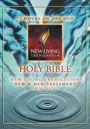 NLT Complete Bible, Dramatized   -     Narrated By: Stephen Johnston     By: Narrated by Stephen Johnston