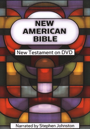 NAB New Testament on DVD   -
