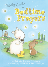 Really Woolly Bedtime Prayers - eBook  -     By: Bonnie Rickner Jensen