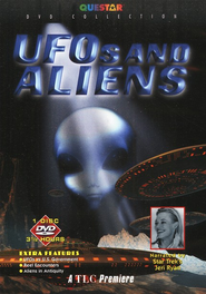 UFOs and Aliens, DVD   -     By: Jeri Ryan