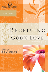 Receiving God's Love: Women of Faith Study Guide Series - eBook  -