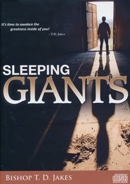 Sleeping Giants 2 CD Set  -              By: T.D. Jakes