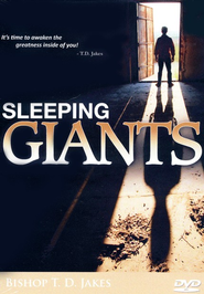 Sleeping Giants 2 DVD Set  -     By: T.D. Jakes