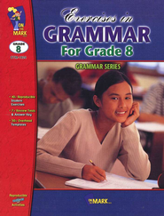 Exercises in Grammar Gr. 8  -