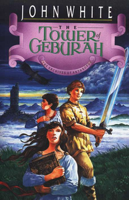 The Tower of Geburah #3 Archives of Anthropos Series  -     By: John White