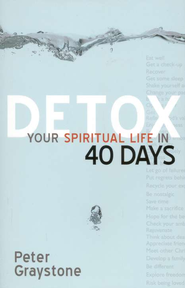 Detox Your Spiritual Life in 40 Days - Slightly Imperfect   -