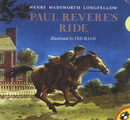 Paul Revere's Ride   -     By: Henry Wadsworth Longfellow, Ted Rand