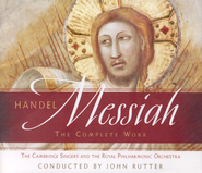 Handel's Messiah: The Complete Work [Complete Album Download]  [Music Download] -     By: John Rutter