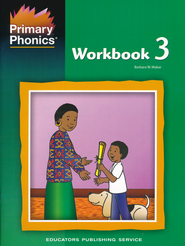 Primary Phonics Workbook 3   -              By: Barbara W. Makar