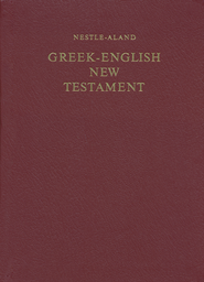 Greek-English New Testament, 27th Edition with English RSV text, 10th Edition  -     Edited By: Eberhard Nestle, Barbara Aland, Kurt Aland     By: E. Nestle, B. & K. Aland, eds.