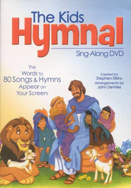 The Kids Hymnal Sing-Along DVD   -