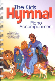 The Kids Hymnal, Piano Accompaniment Book  -