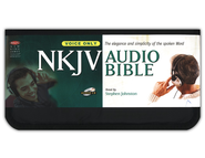 NKJV Complete Bible on CD-voice only   -     Narrated By: Stephen Johnston     By: Narrated by Stephen Johnston