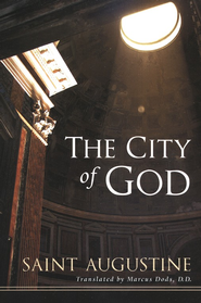 The City of God: St. Augustine of Hippo  - Slightly Imperfect  -