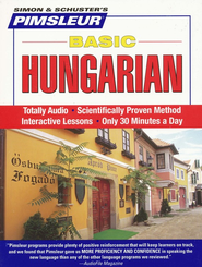Basic Hungarian  -     By: Pimsleur