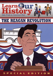 The Reagan Revolution DVD, Mike Huckabee's Learn Our History Series   -