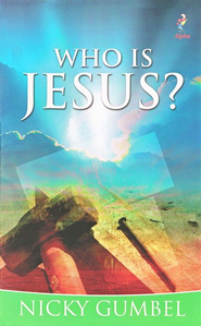 Who Is Jesus? Booklet  -