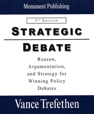 Strategic Debate, Revised  -              By: Vance Trefethen