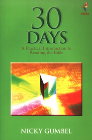 30 Days   -     By: Nicky Gumbel