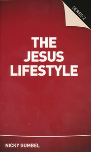 Jesus Lifestyle Series Two--Course Manual   -     By: Nicky Gumbel