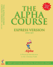 The Alpha Course Revised Express Version 2 DVD set   -              By: Nicky Gumbel