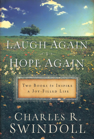 SE: Swindoll 2 in 1 - Laugh Again & Hope Again - eBook  -     By: Charles R. Swindoll