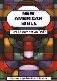 NAB Old Testament on DVD   -