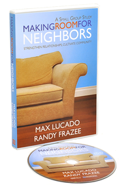 Making Room for Neighbors: Strengthen Relationships,  Cultivate Community - DVD - Slightly Imperfect  -
