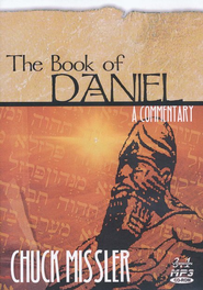 Daniel Commentary         - Audiobook on MP3 CD-ROM  -     By: Chuck Missler