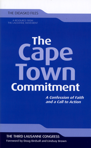 The Cape Town Commitment  - Slightly Imperfect  -